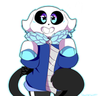 .Kitty Sans. by LiqoriceLace