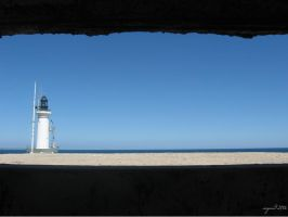 View From The Bunker by megsmad