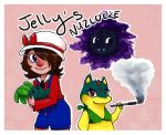 Jelly Nuzlocke by such-a-wally
