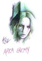 We Will Rise - Arch Enemy by LittleMissEvil