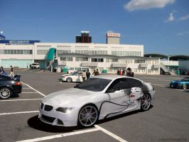 BMW m6 New Render by 3DEricDesign
