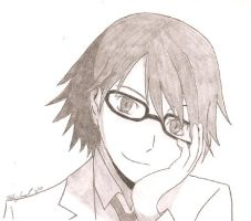 Shinra by argentwings