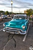 6 18 14 Oldsmobile 88 HDR2 by patganz