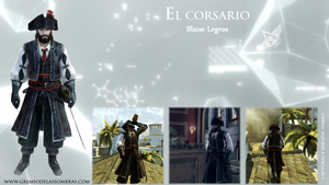 Assassin's Creed Revelations - El Corsario by josetemg