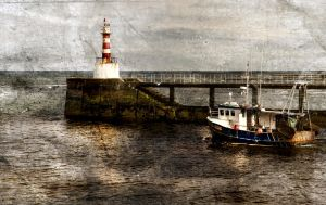 Northumberland Harbour by newcastlemale
