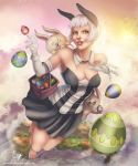 Easter Bunny Girl by iEvgeni