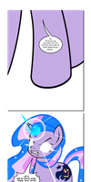 Ask Twixie Tumblr #336 by Dekomaru