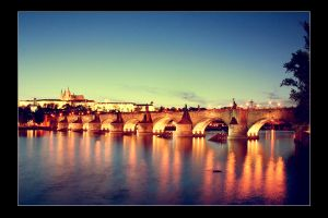 Charles Bridge, Prague by phlezk