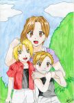 The Elric Family photo by kevinkamondo