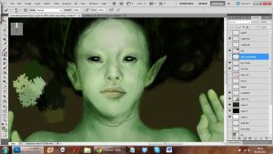 Naiad WIP by ionakate