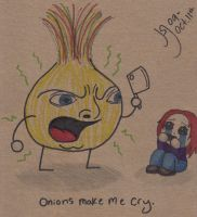 Onions... by Foureyedalien
