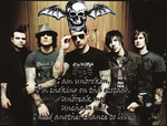 Avenged Sevenfold Tribute by JEnduro