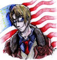 America the Beautiful by KyotoFoxfire