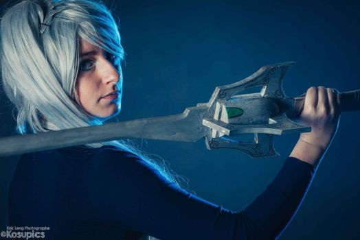 Weiss Schnee vol.4 by AckuaCosplay