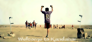 Welcome to Kandahar by Quadraro