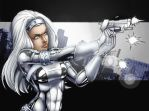 Silver Sable Colored Part 1 by JamieFayX