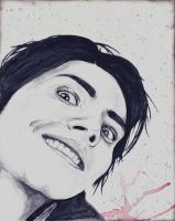 Gerard Way by snow-fright