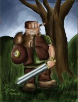 Archive: Monk Knight by TheDonQuixotic