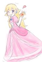 It's Peach Time by NarutoxHinatafan