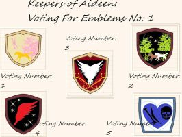 Voting for Emblems by Cool-Ally