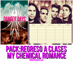 pack MCR -REGRESO A CLASES- by minervaMCR
