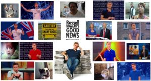 Russell Howard's Good News Wallpaper [2] by DoctorWhoOne