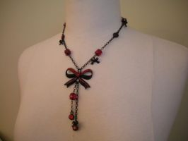 All Tied Up Necklace by FenigDurak