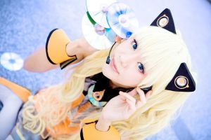 Vocaloid - SeeU 02 by garion