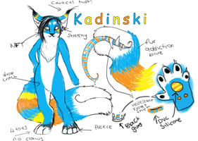 Kadinski's new ref! by Kadinskies