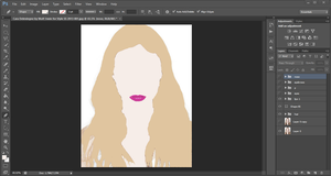 +cara delevingne vector progress by Staystronglovely