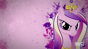 Princess Cadence Wallpaper by EdwinprGTR