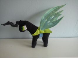 queen chrysalis nearly finished by LightningChaser