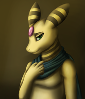 Commission - Nikko Painting by MiaMaha