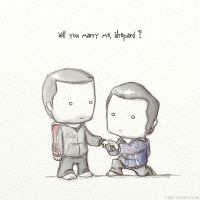 will you marry me, Shepard? by criz