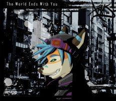 The World Ends With You by AriusLightrush