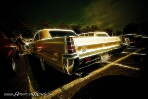 funky oldsmobile by AmericanMuscle