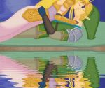 Zelink Kiss Water Animation by Keijix