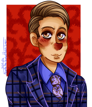 Hannibal by ThePastelHobbit