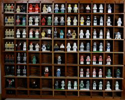 Minifig Collection II by Xero-Dubber