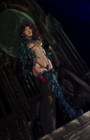 Witchblade BA-R20 by H1W0