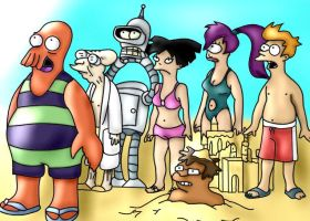 Futurama by tash360
