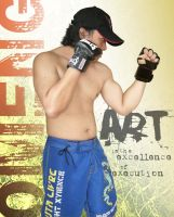 MMA by Dinuguan
