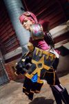 Vi - League of Legends by Kibamarta