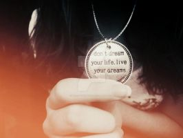 Live your life by Pice-of-Winter