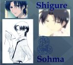 Shigure Sohma by bluelilyoffire3