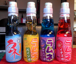 More Japanese Ramune Sodas by Redfield-1982