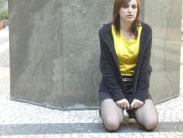 stock Yellow 8 by LianViolet