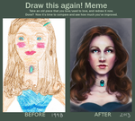 Draw this again by MariaGulland