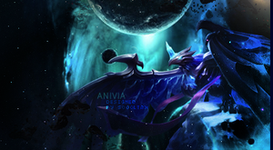 Anivia by HaSsANSoOoltAN0