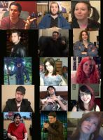 They Who Put the Awesome in Channel Awesome by DarkAngelofOtaku